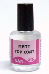 Matt Top coat N&N 15 ml