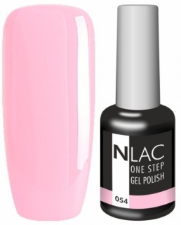 NLAC One Step gel lak 054 - baby rose