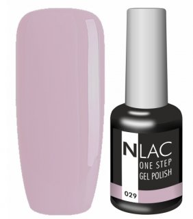 NLAC One Step gel lak 029 - Starorůžová