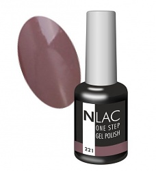 NLAC One Step gel lak - nude