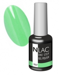 NLAC One Step gel lak - zelená