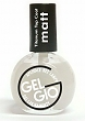 Gel lak Gelgio Titanium Top Coat matt